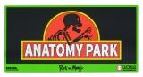 Rick and Morty Anatomy Park Bodenmatte / Fußmatte