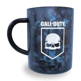 Call of Duty - Shield Edelstahl Becher-Tasse / Steel Mug
