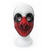 Payday 2 Wolf Replika Maske