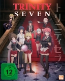 Trinity Seven (Gesamtedition: Episode 01-12) [Blu-ray]