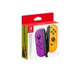 Nintendo Switch Joy-Con [2er-Set / Neon-Lila/Neon-Orange]
