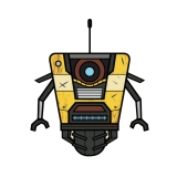 Stubbins - Borderlands 3 Claptrap