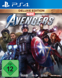 Marvels Avengers [Deluxe Edition] {PlayStation 4 - kostenloses Upgrade auf PlayStation 5}