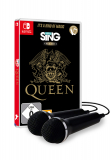 Lets Sing Queen [+ 2 Mics] {Nintendo Switch}