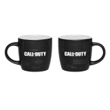 Call of Duty: Cold War Top Secret Documents Oversize Tasse / Two Colored Mug