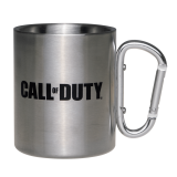 Call of Duty: Cold War Stars & Stripes Aluminium Tasse / Camping Mug