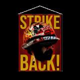 Call of Duty: Cold War Strike Back Wallscroll