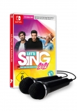 Lets Sing 2021 mit deutschen Hits [+ 2 Mics] {Nintendo Switch}