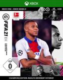 FIFA 21 [Champions Edition] (inkl. kostenlosem Upgrade auf XBox Series X) {XBox ONE}