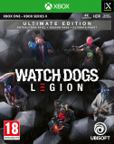 Watch Dogs Legion [Ultimate Edition] [AT] (inkl. kostenlosem Upgrade auf XBox Series X) {XBox One}