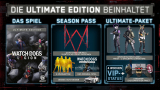 Watch Dogs Legion [Ultimate Edition] (inkl. kostenlosem Upgrade auf XBox Series X) {XBox One}