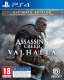 Assassins Creed Valhalla [Ultimate Edition] [AT] {PlayStation 4}
