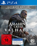 Assassins Creed Valhalla [Ultimate Edition] {PlayStation 4}