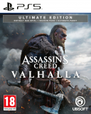 Assassins Creed Valhalla [Ultimate Edition] [AT] {PlayStation 5}