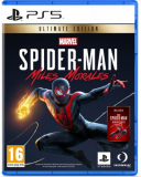 Marvels Spider-Man: Miles Morales [Ultimate Edition] [AT] {PlayStation 5}