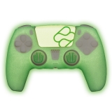 Silicone Skin + Grips + Touchpad Sticker Glow In The Dark {PlayStation 5}