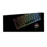 Sharkoon PureWriter TKL RGB [Kailh Blue] (Gaming-Tastatur)