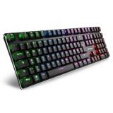Sharkoon PureWriter RGB [Kailh Blue] (Gaming-Tastatur)