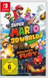 Super Mario 3D World + Bowsers Fury {Nintendo Switch}