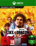 Yakuza 7: Like a Dragon [Day Ichi Edition] {XBox ONE / XBox Series X}