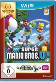 New Super Mario Bros. U + New Super Luigi Bros. U [Nintendo SELECTS]