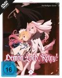 Demon Lord, Retry! - Vol. 1 (Ep. 1-4) {DVD}