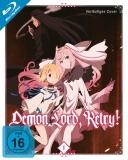 Demon Lord, Retry! - Vol. 1 (Ep. 1-4) {Blu-ray}
