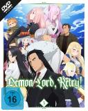 Demon Lord, Retry! - Vol. 3 (Ep. 9-12) {DVD}