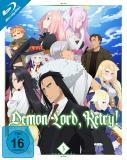 Demon Lord, Retry! - Vol. 3 (Ep. 9-12) {Blu-ray}
