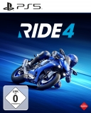 Sony PlayStation 5 Racing Pack 1 (inkl. F1 2021 + RIDE 4 + 2. Controller)
