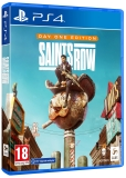 Saints Row [Day One Edition] [AT] {PlayStation 4}