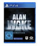 Alan Wake Remastered {PlayStation 4}