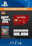 GTA 5 CashCard Roter Hai [Deutschland] [PS4 Code]
