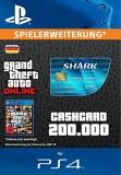 GTA 5 CashCard Tigerhai [Deutschland] [PS4 Code]