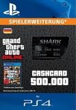 GTA 5 CashCard Bullenhai [Deutschland] [PS4 Code]