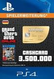 GTA 5 CashCard Walhai [Deutschland] [PS4 Code]