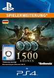 The Elder Scrolls Online (1500 Kronen) [PS4 Code Deutschland]