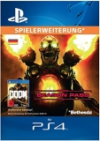 DOOM [Season Pass] [PS4 Code Deutschland]