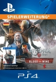 The Witcher 3: Wild Hunt (Blood and Wine) [Erweiterung] [PS4 Code Deutschland]
