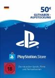 PlayStation Store Guthaben (50 Euro) [Deutschland] [Code]
