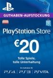 PlayStation Store Guthaben (20 Euro) [Österreich] [Code]