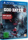 God Eater 2 - Rage Burst (inkl. God Eater Resurrection)