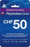PlayStation Store Guthaben (50 CHF) [Schweiz] [Code]