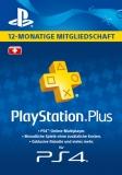 PlayStation Plus Mitgliedschaft (12 Monate) [Schweiz] [Code]