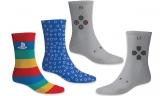 numskull - PlayStation Socken (3 Paar / Größe 39-46)
