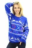 PlayStation Symbols Weihnachts - Pullover