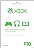 XBox Live Guthaben (10 Euro) [Code]