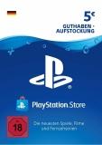 PlayStation Store Guthaben (5 Euro) [Deutschland] [Code]