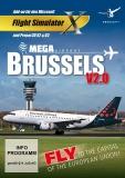 Flight Simulator X - Mega Airport Brussels V 2.0