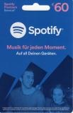 Spotify Guthaben (60 Euro) [Code]